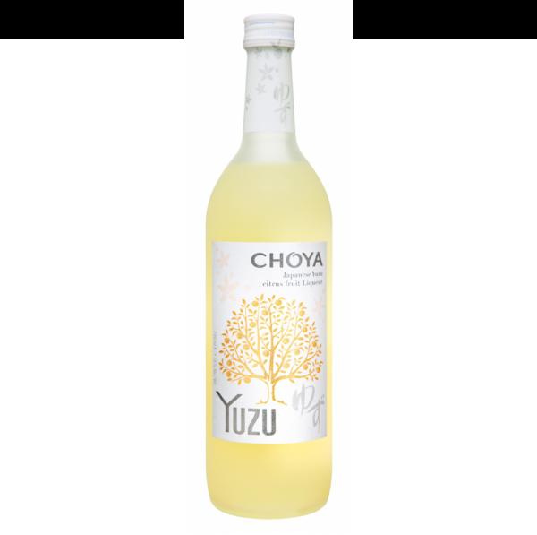 Choya yuzu