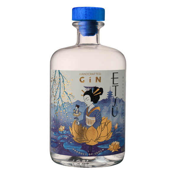 Etsu - Japanese Gin 70 cl without gift box