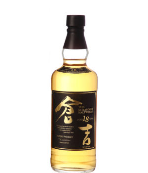 The Kurayoshi - Pure Malt 18 YO 70 cl with box
