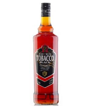 tobacco rum_black